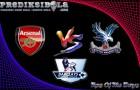 Prediksi Skor Arsenal Vs Crystal Palace 17 April 2016