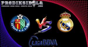 Prediksi Skor Getafe Vs Real Madrid 17 April 2016