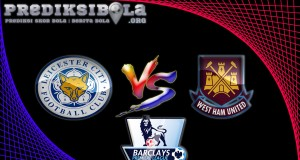 Prediksi Skor Leicester City Vs West Ham United 17 April 2016