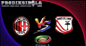 Prediksi Skor Milan Vs Carpi 22 April 2016