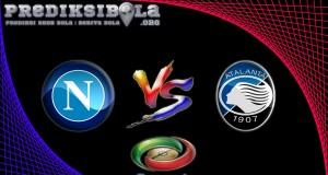 Prediksi Skor Napoli Vs Atalanta  3 Mei 2016