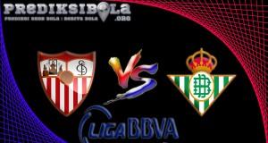 Prediksi Skor Sevilla Vs Real Betis 24 April 2016