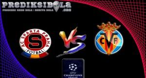 Prediksi Skor Sparta Praha Vs Villareal 15 April 2016