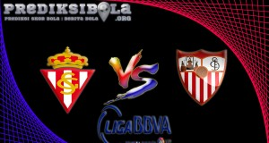 Prediksi Skor Sporting Gijon Vs Sevilla 21 April 2016