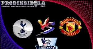 Prediksi Skor Tottenham Hotspur Vs Manchester United 10 April 2016