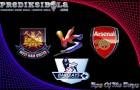 Prediksi Skor West Ham United Vs Arsenal 9 April 2016