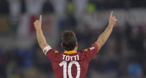 Totti Perpanjang kotrak 1 tahun dengan As Roma