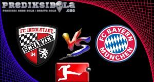 Prediksi Skor Ingosltadt Vs Bayern Munchen  7 Mei 2016