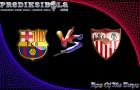 Prediksi Skor Barcelona Vs Sevilla 23 Mei 2016