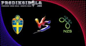 Prediksi Skor Sweden Vs Slovenia  31Mei 2016