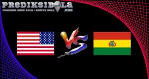 Prediksi Skor United States Vs Bolivia 29 Mei 2016