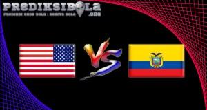Prediksi Skor United States Vs Ecuador 26 Mei 2016