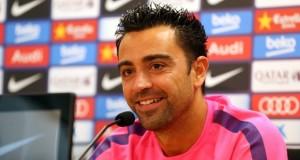 Xavi yakin Guardiola bisa Berhasil melatih Manchester City