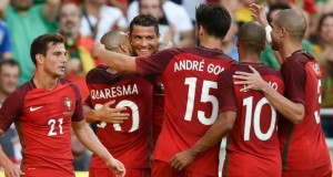 Portugal Gasak Estonia, Ronaldo sumbang 2 gol