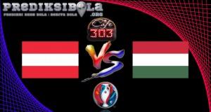 Prediksi Skor Austria Vs Hungary 14 Juni 2016