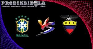 Prediksi Skor Brazil Vs Ecuador  5 Juni 2016