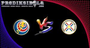 Prediksi Skor Costa Rica Vs Paraguay  5 Juni 2016