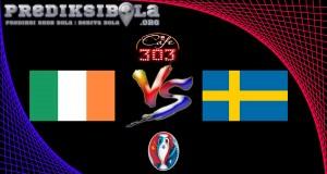 Prediksi Skor Irlandia Vs Sweden 13 Juni 2016