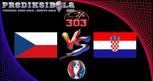 Prediksi Skor Republik Ceko Vs Kroasia Juni 17 2016