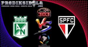 Prediksi Skor Atletico Nacional Vs Sao Paulo  14 Juli 2016