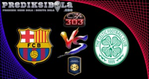Prediksi Skor Barcelona Vs Celtic 31 Juli 2016
