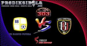 Prediksi Skor Barito Putera Vs Bali United 17 Juli 2016