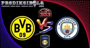 Prediksi Skor Borussia Dortmund Vs Manchester City 28 Juli 2016