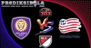Prediksi Skor Orlando City Vs New England 1 Agustus 2016
