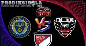 Prediksi Skor Philadelphia Union Vs DC United  10 Juli 2016
