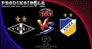 Prediksi Skor Rosenborg Vs APOEL 28 Juli 2016