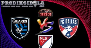 Prediksi Skor SJ Earthquakes Vs Dallas  9 Juli 2016