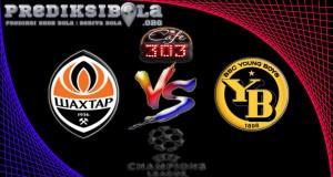 Prediksi Skor Shakhtar Donetsk Vs Young Boys 27 Juli 2016