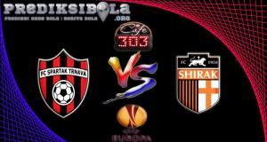 Prediksi Skor Spartak Trnava Vs Shirak 22 Juli 2016