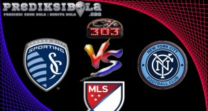 Prediksi Skor Sporting KC Vs New York City 11 Juli 2016