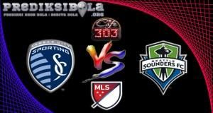 Prediksi Skor Sporting KC Vs Seattle Sounders 25 Juli 2016