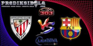 Prediksi Skor Athletic Bilbao Vs Barcelona 29 Agustus 2016