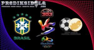 Prediksi Skor Brazil U23 Vs Afrika Selatan U23 5 Agustus 2016
