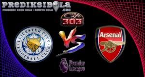 Prediksi Skor Leicester City Vs Arsenal 20 Agustus 2016