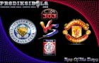 Prediksi Skor Leicester City Vs Manchester United 7 Agustus 2016