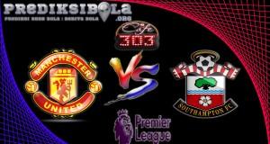 Prediksi Skor Manchester United Vs Southampton 20 Agustus 2016
