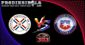 Prediksi Skor Paraguay Vs Chile 2 September 2016