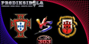 Prediksi Skor Portugal Vs Gilbraltar 2 September 2016
