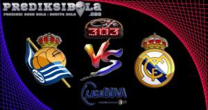 Prediksi Skor Real Sociedad Vs Real Madrid 22 Agustus 2016