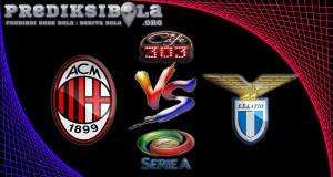 Prediksi Skor AC Milan Vs Lazio 21 September 2016