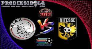 Prediksi Skor Ajax Vs Vitesse 11 September 2016
