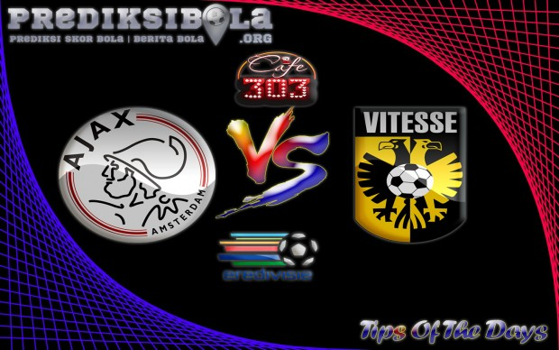 Prediksi Skor Ajax Vs Vitesse 11 September 2016