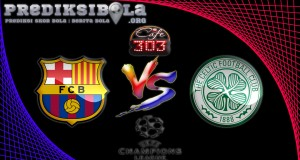 Prediksi Skor Barcelona Vs Celtic 14 September 2016