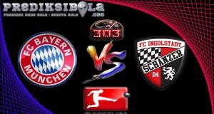Prediksi Skor Bayern Munchen Vs Ingolstadt 17 September 2016