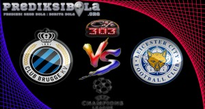 Prediksi Skor Club Brugge Vs Leicester City  15 September 2016