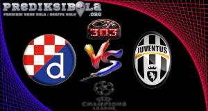 Prediksi Skor Dinamo Zagreb Vs Juventus 28 September 2016